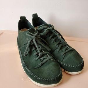Clarks originals trigeminal flex vibram soles shoe